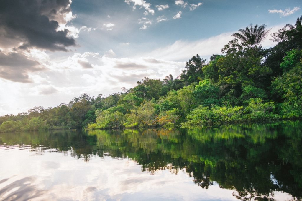 Turismo Sustentável na Amazônia