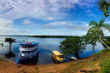 Conexão Baré: viagem online para Amazônia