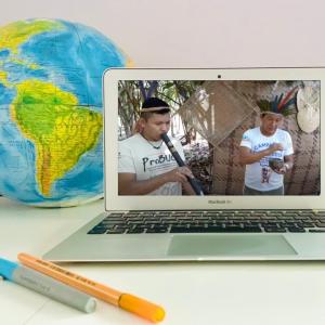 Conexão Baré: Viagem Online com indígenas da Amazônia